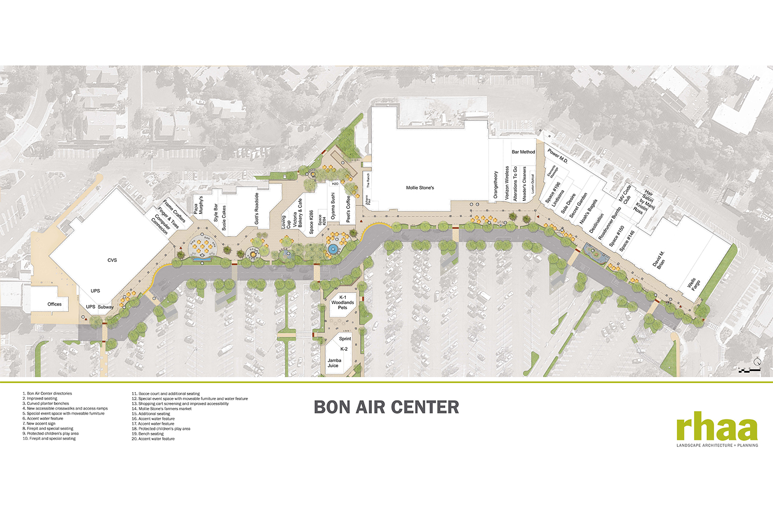Bon Air Center Refresh