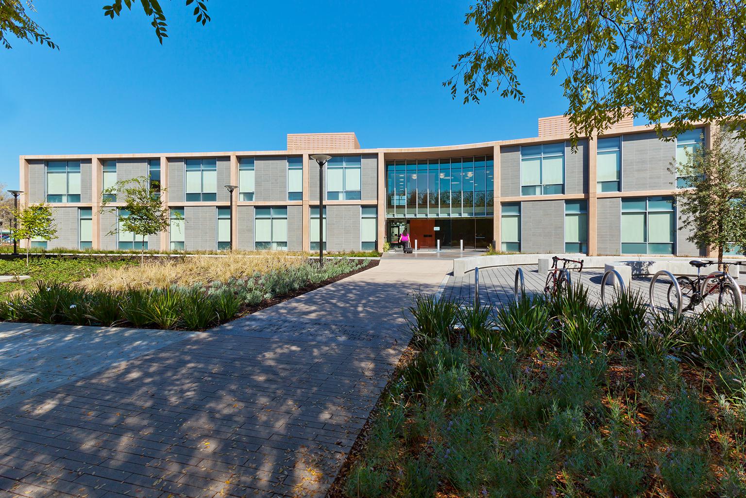 Chabot College Instructional Office Building