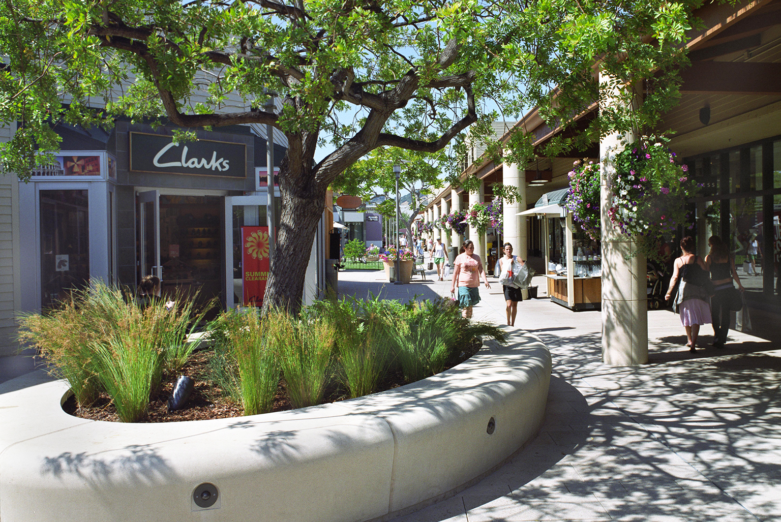The Village At Corte Madera >> Rhaa Landscape Architects